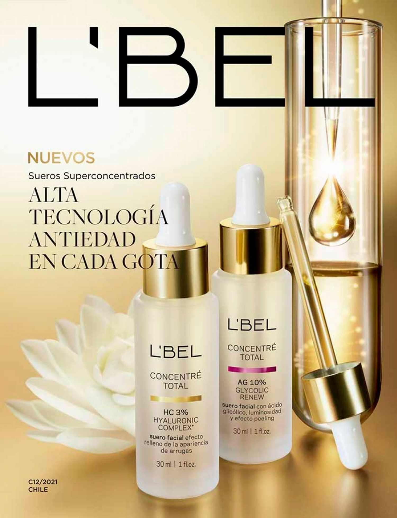 Catálogo L'Bel Campaña 12 2021 Chile