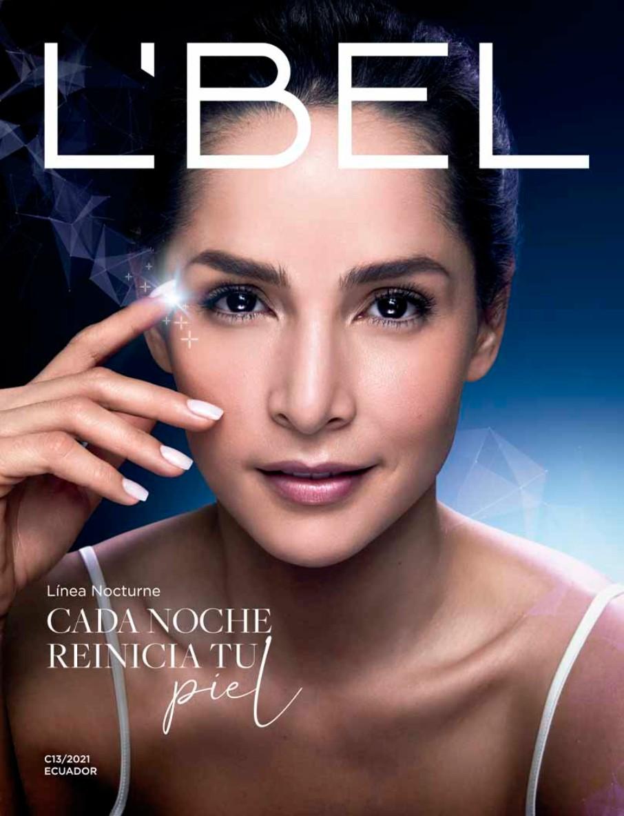 Catálogo L'Bel Campaña 13 2021 Ecuador