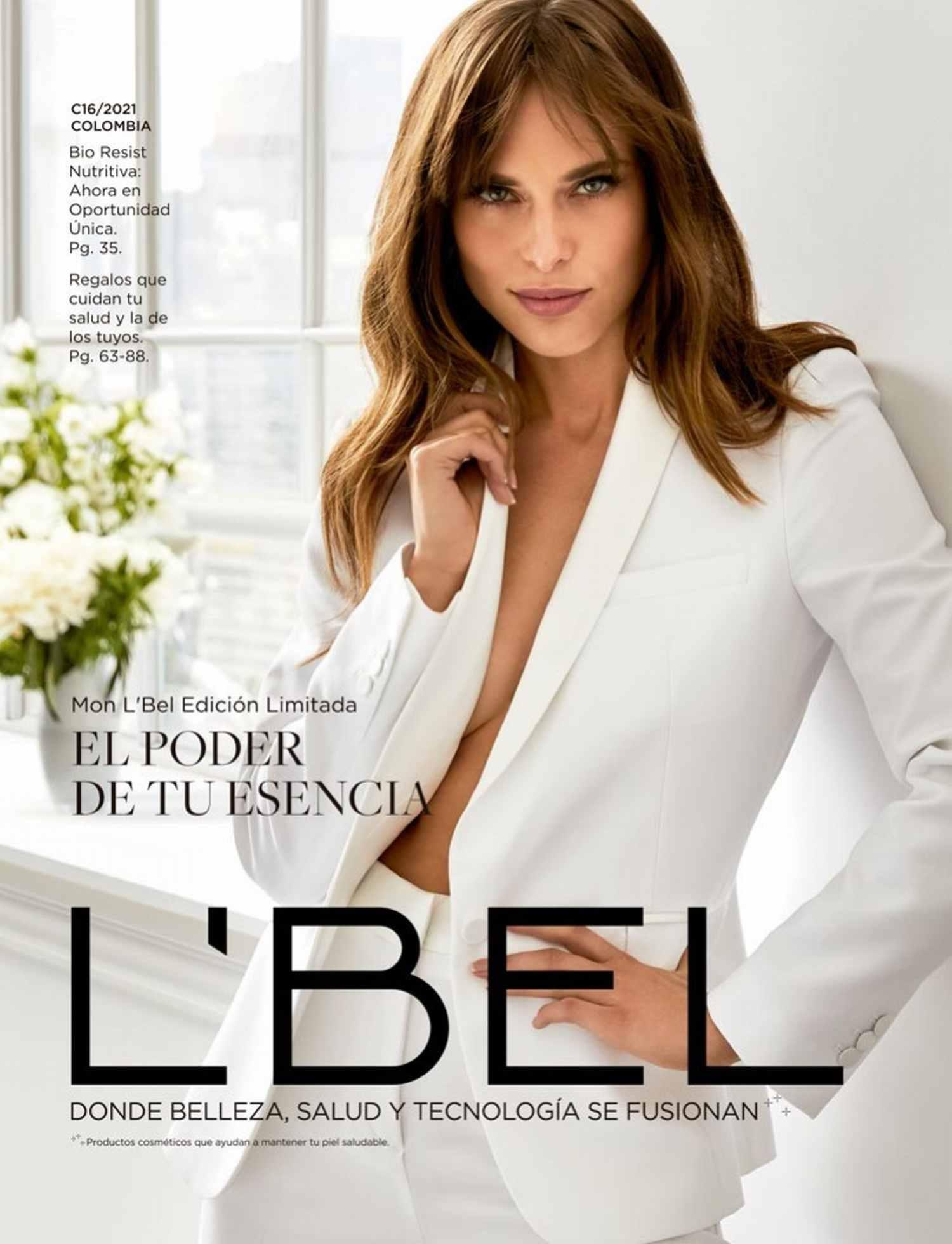 Catálogo L'Bel Campaña 16 2021 Colombia