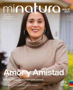 Catálogo Mi Natura Ciclo 12 2021 Colombia