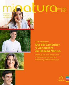 Catálogo Mi Natura Ciclo 14 2021 Argentina