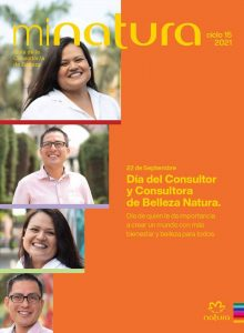 Catálogo Mi Natura Ciclo 15 2021 Perú