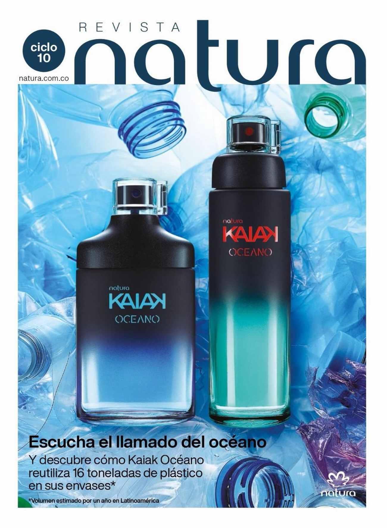 Catálogo Natura Ciclo 10 2021 Colombia