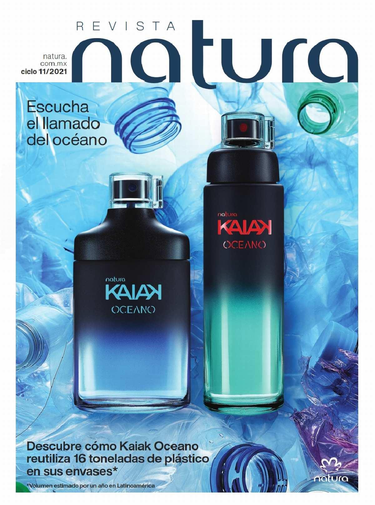 Catalogo Natura Ciclo 11 2021 México