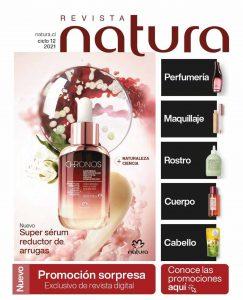 Catalogo Natura Ciclo 12 2021 Chile