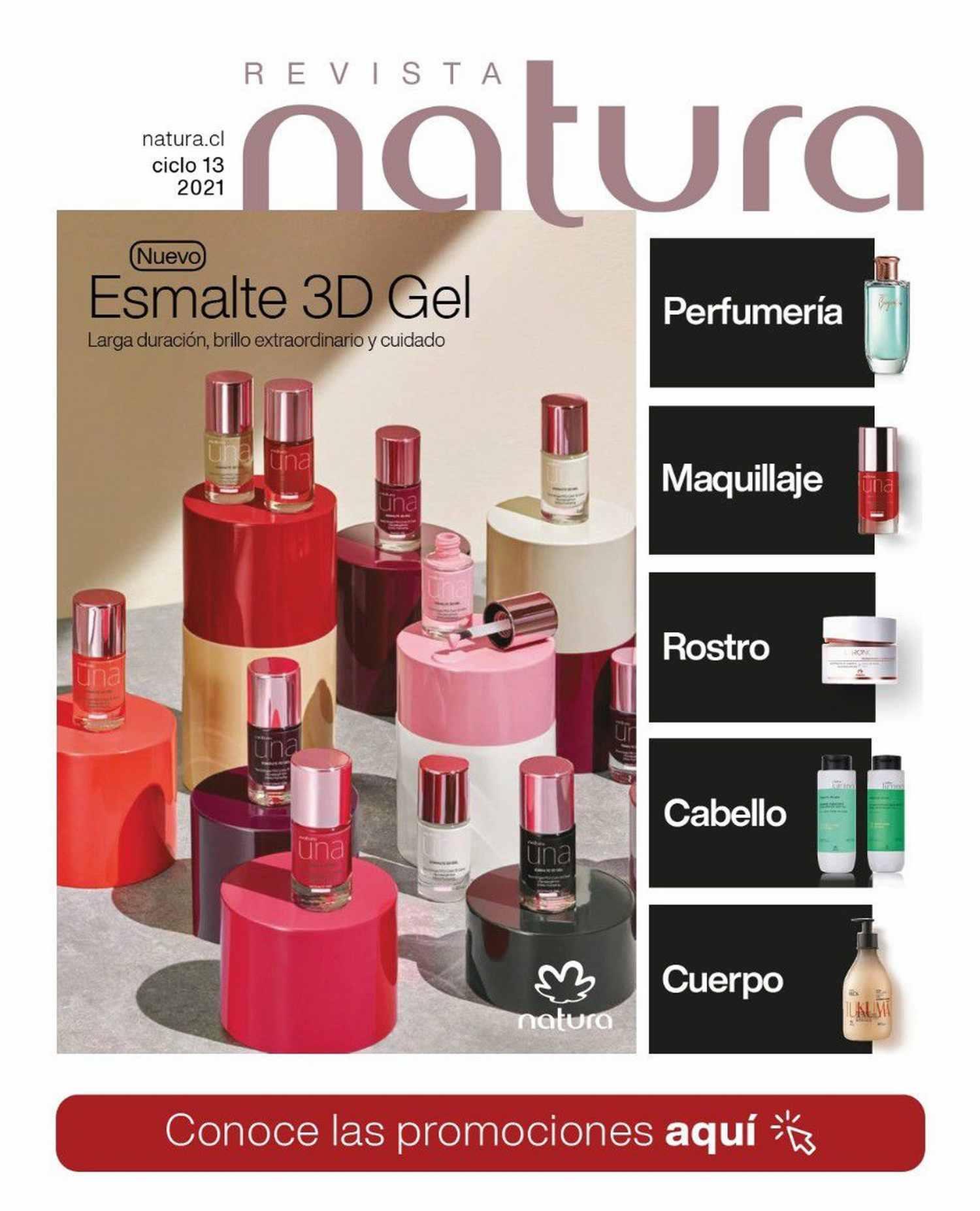 Catalogo Natura Ciclo 13 2021 Chile