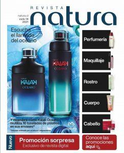 Catalogo Natura Ciclo 14 2021 Chile