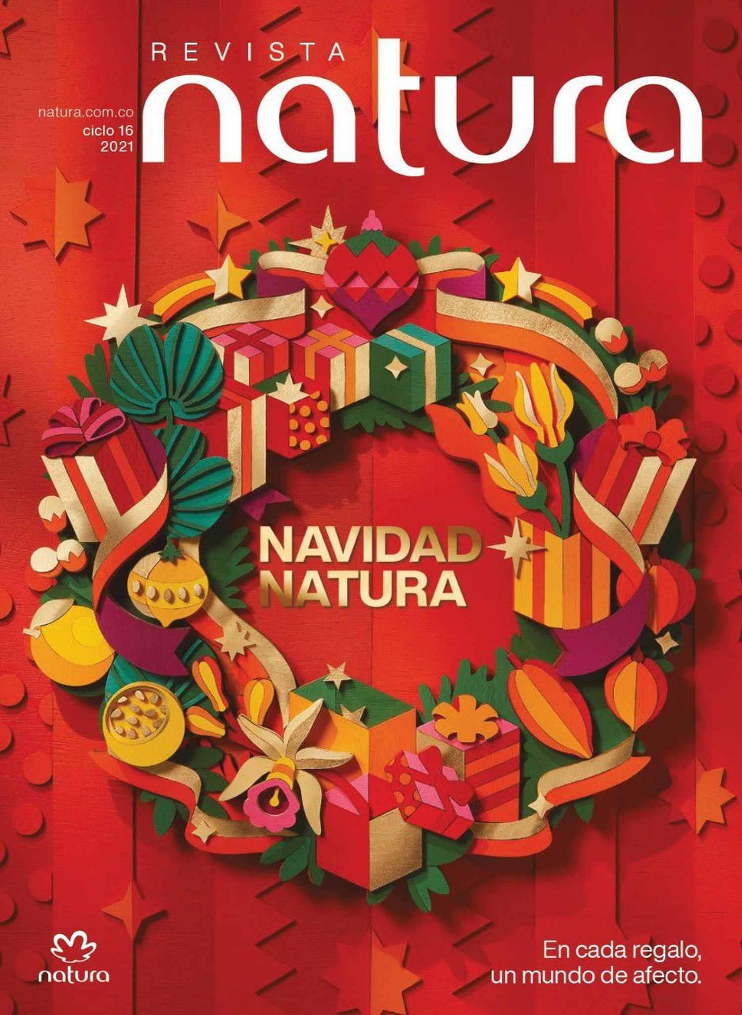 Catálogo Natura Ciclo 16 2021 Colombia