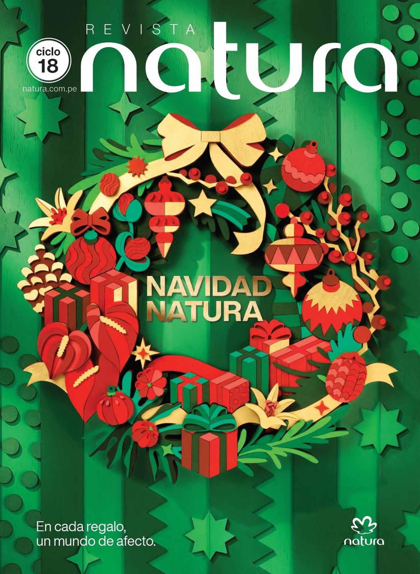 Catálogo Natura Ciclo 18 2021 Perú