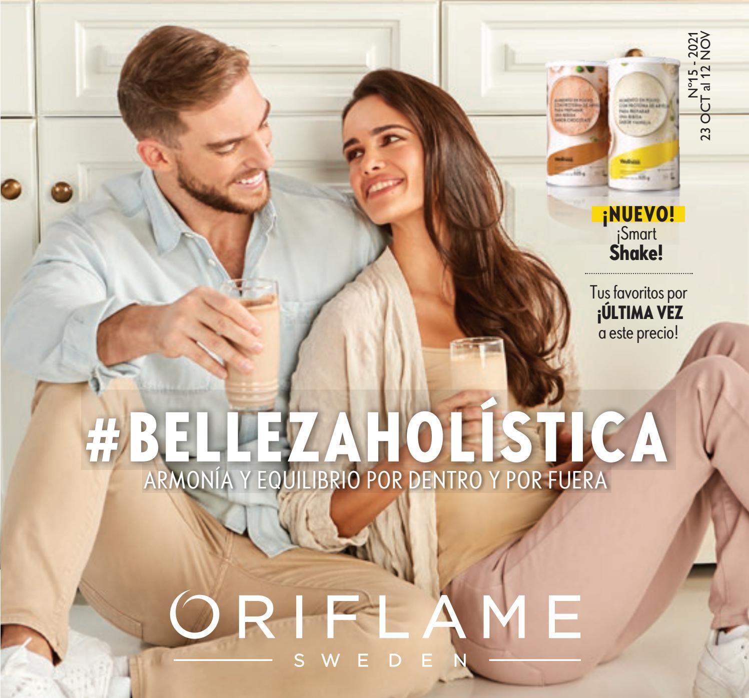 Catalogo Oriflame Campaña 15 2021 Colombia