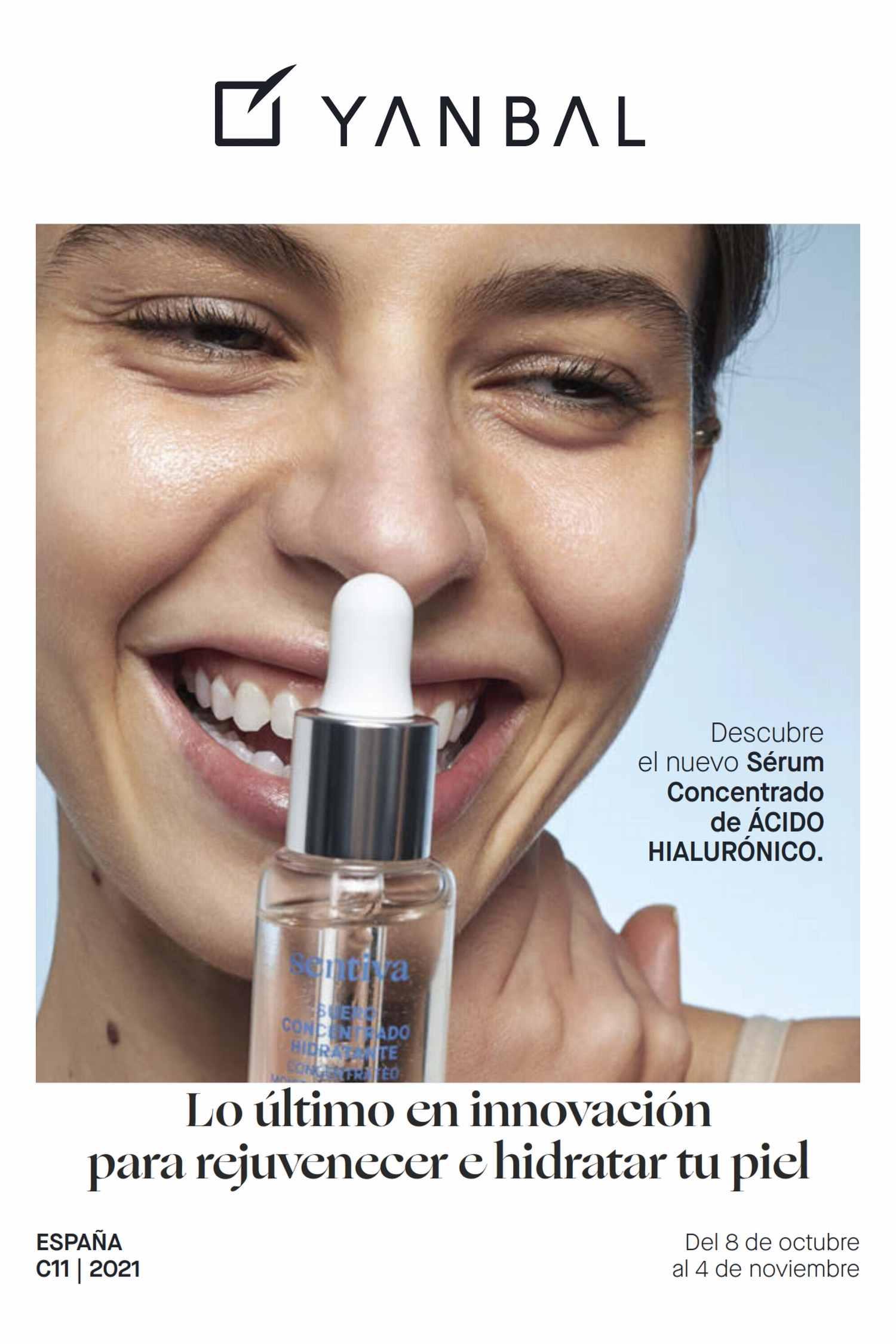 Catálogo Yanbal Campaña 11 2021 España