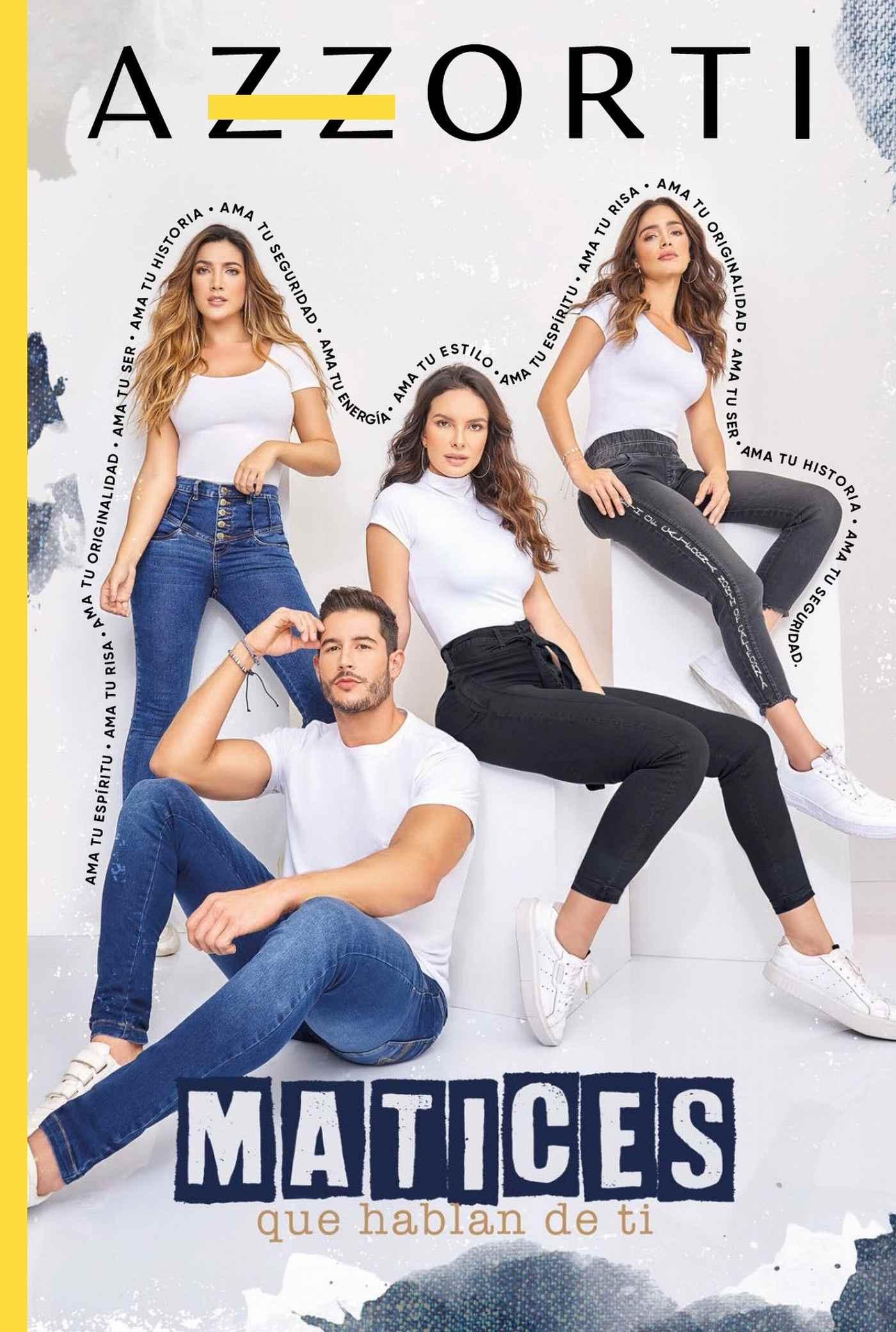 Catálogo Azzorti Campaña 11 2021 Bolivia
