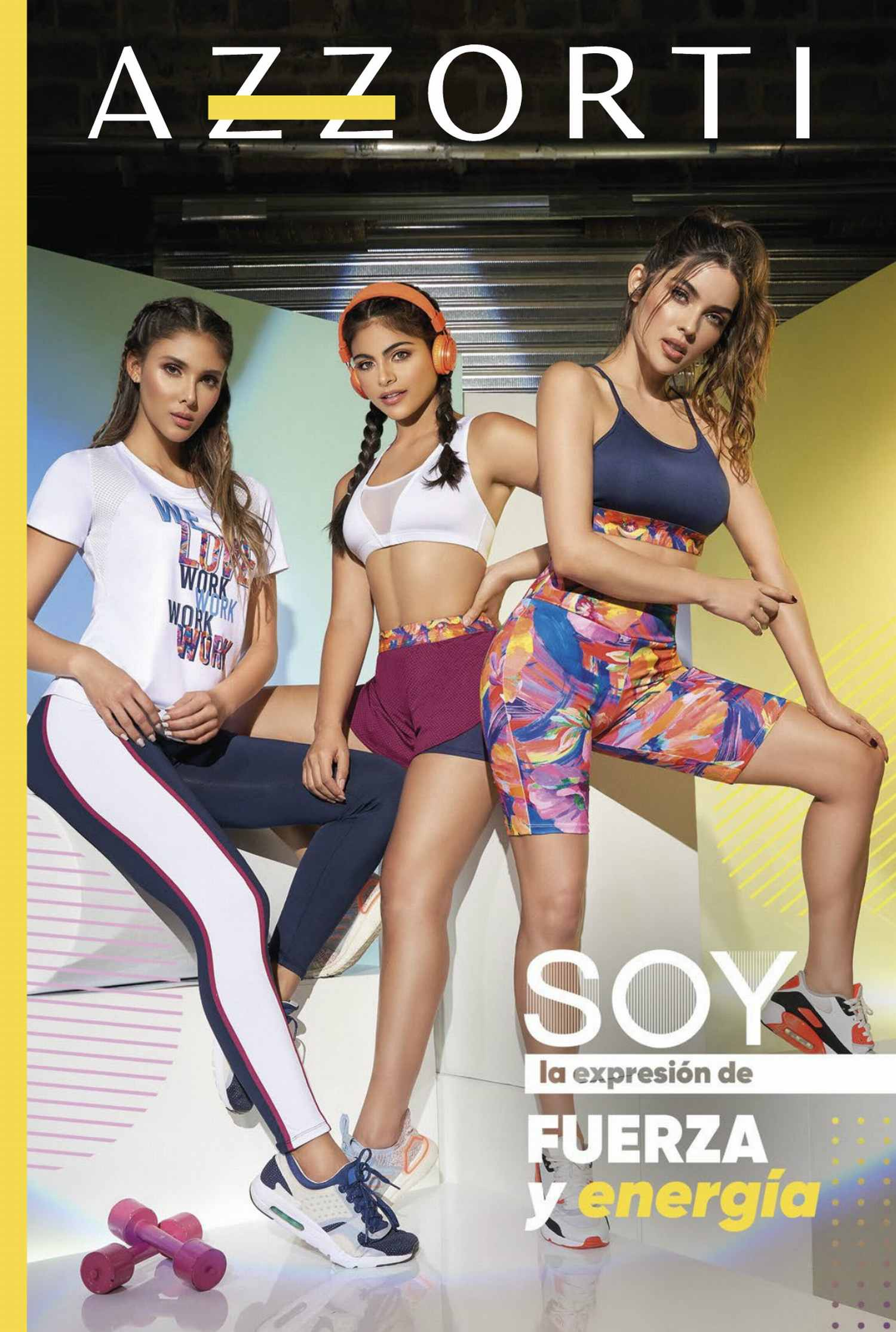 Catálogo Azzorti Campaña 12 2021 Bolivia