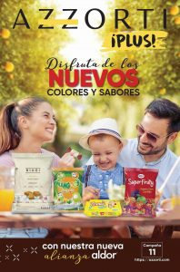 Catálogo Azzorti Plus Campaña 11 2021 Ecuador