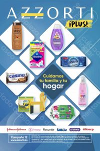 Catálogo Azzorti Plus Campaña 12 2021 Bolivia