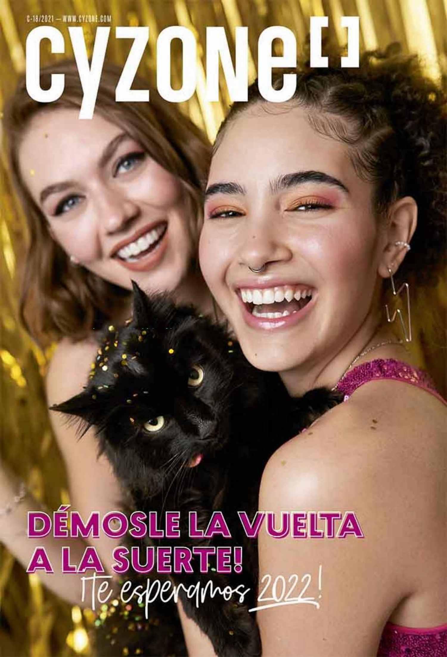 Catálogo Cyzone Campaña 18 2021 México