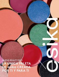 Catálogo Esika Campaña 12 2021 México