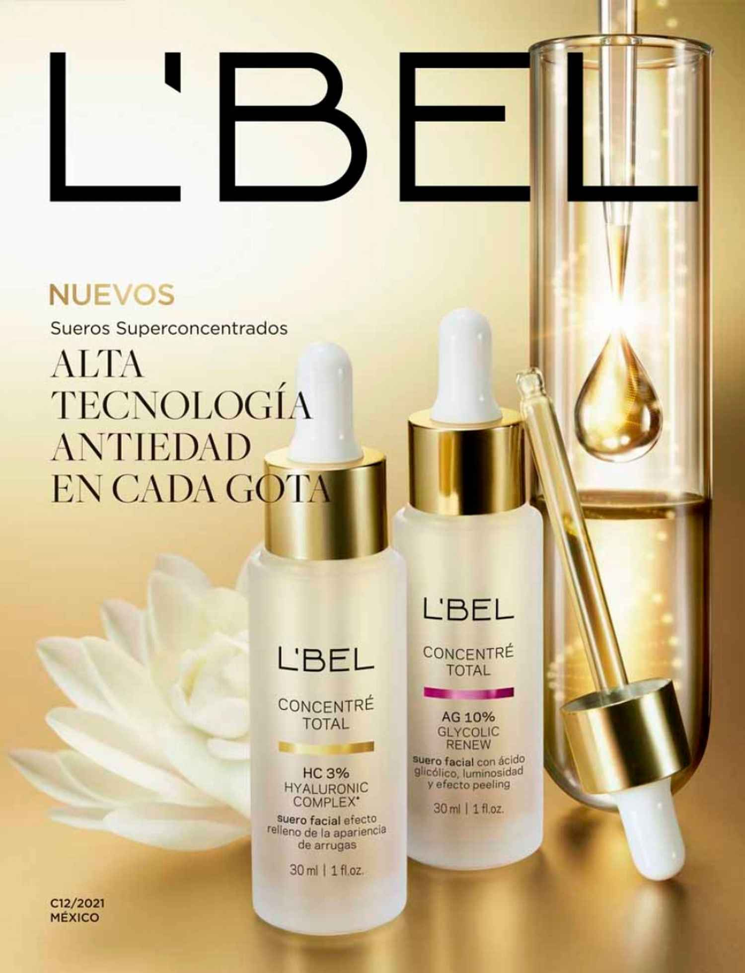 Catálogo L'Bel Campaña 12 2021 México