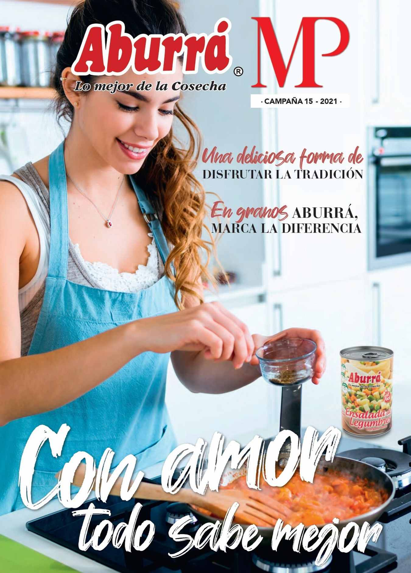 Catálogo Aburrá Campaña 15 2021 Colombia