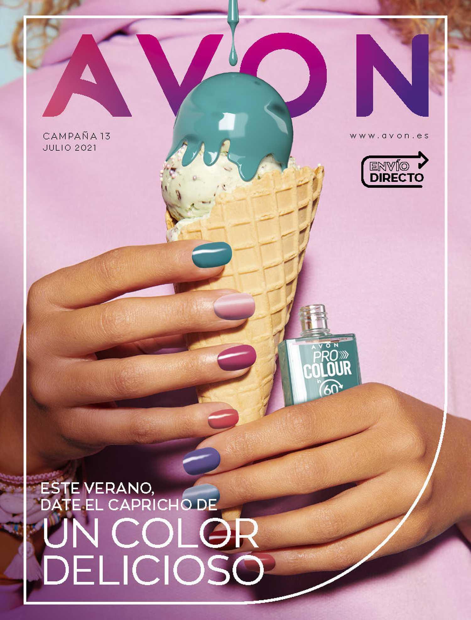 Catalogo Avon Campaña 13 2021 España