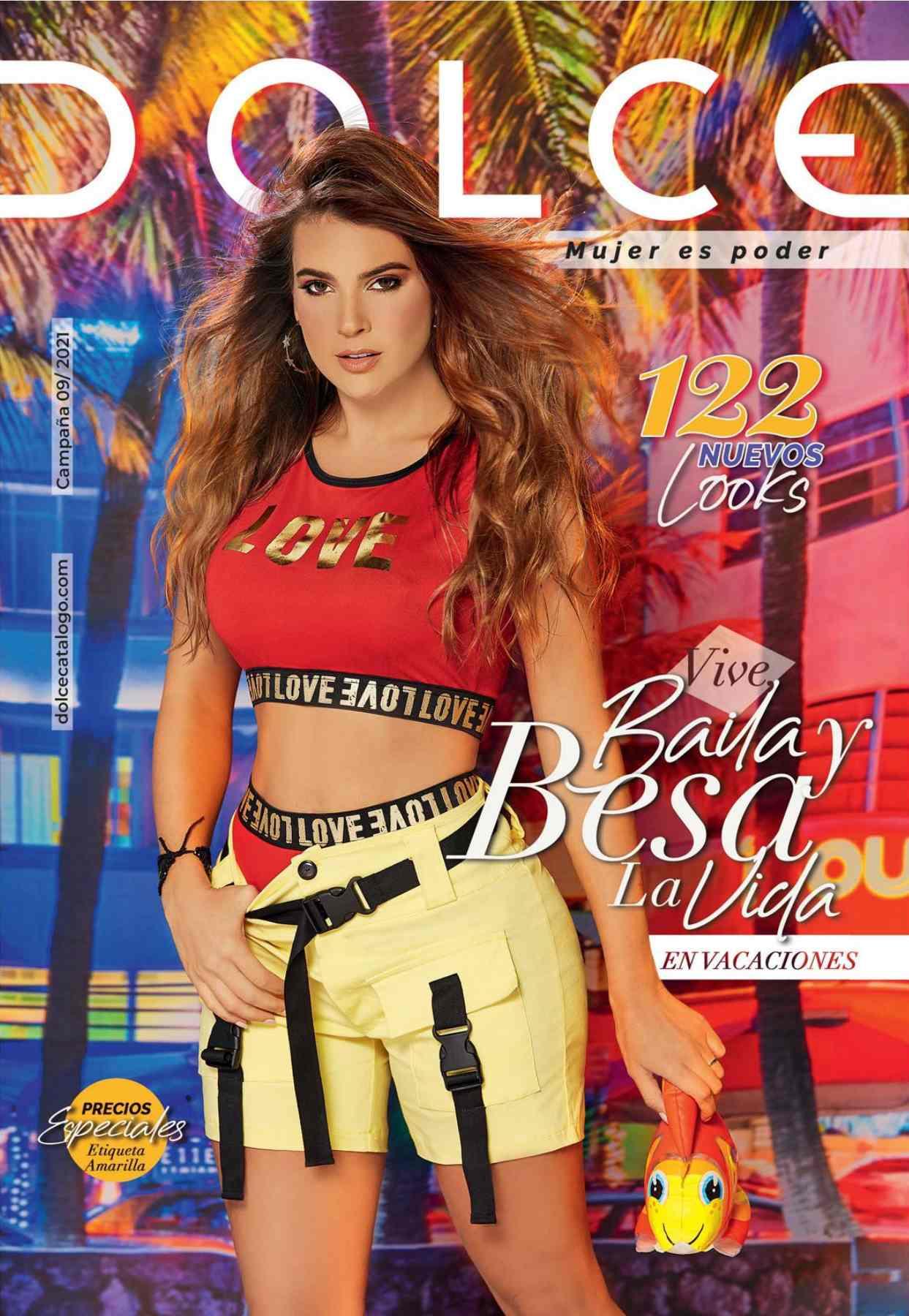 Catálogo Dolce Campaña 9 2021 Colombia