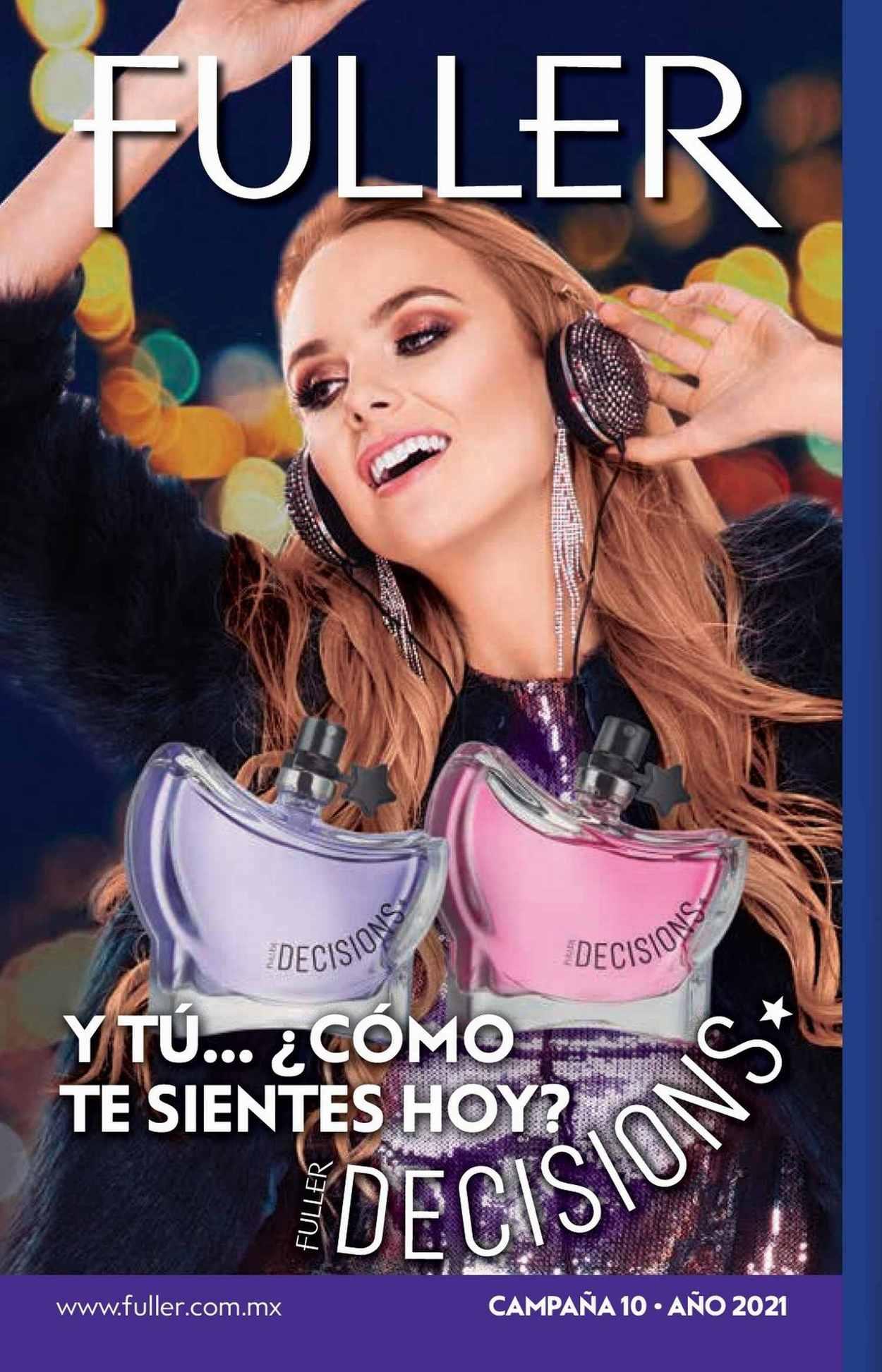Catálogo Fuller Campaña 10 2021 México