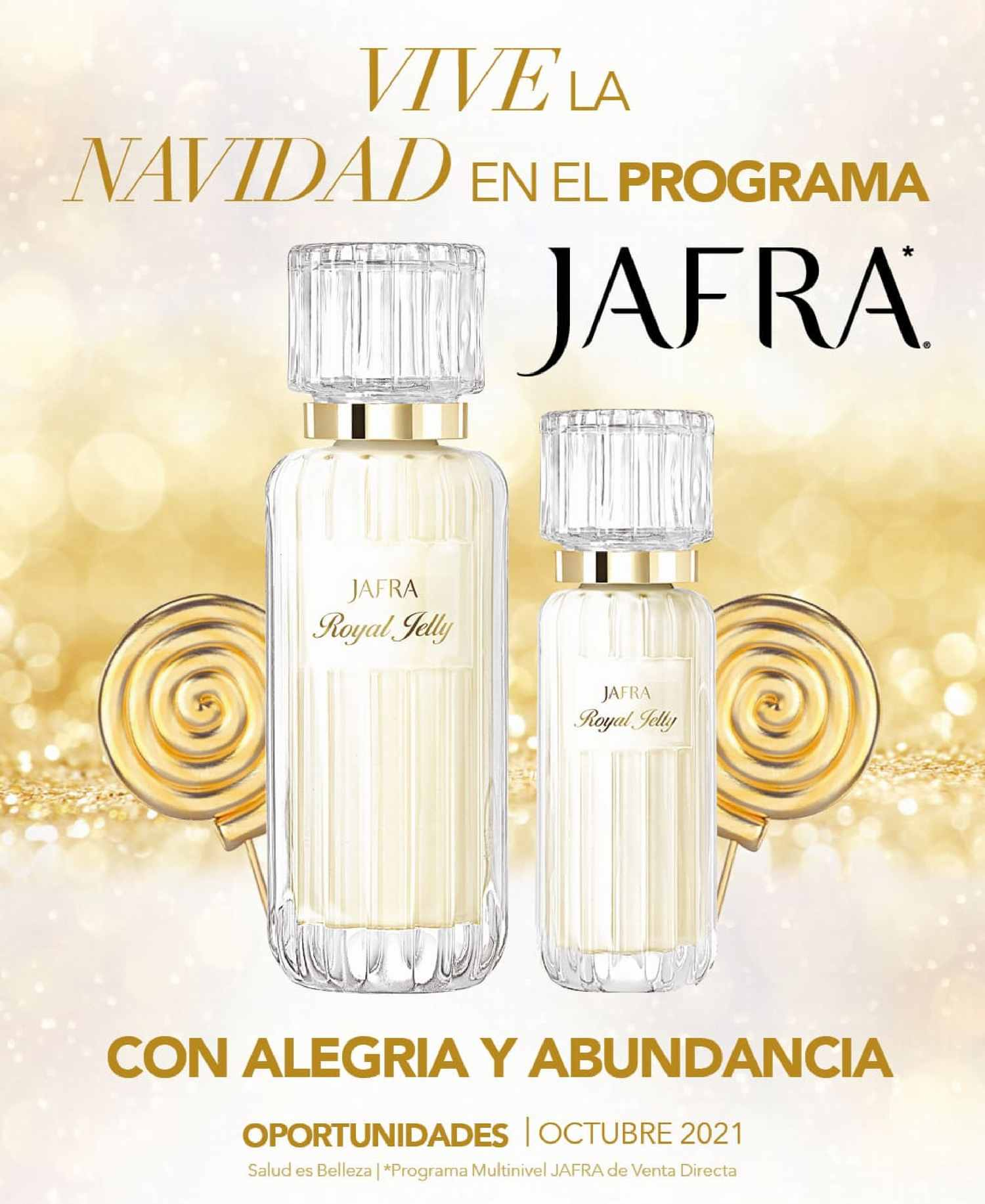 Catalogo Jafra Octubre 2021 México