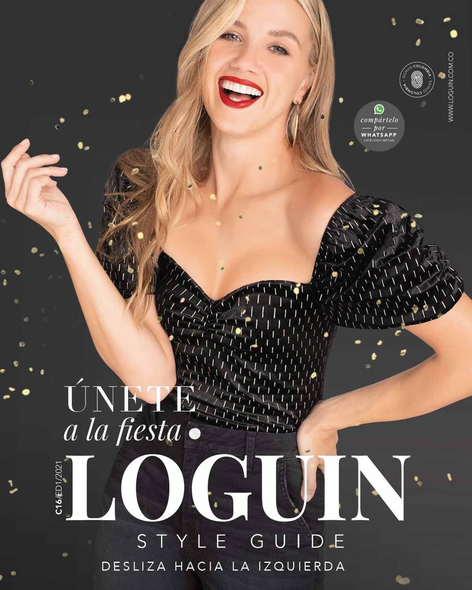 Catálogo Loguin Campaña 16 Ed1 2021 Colombia