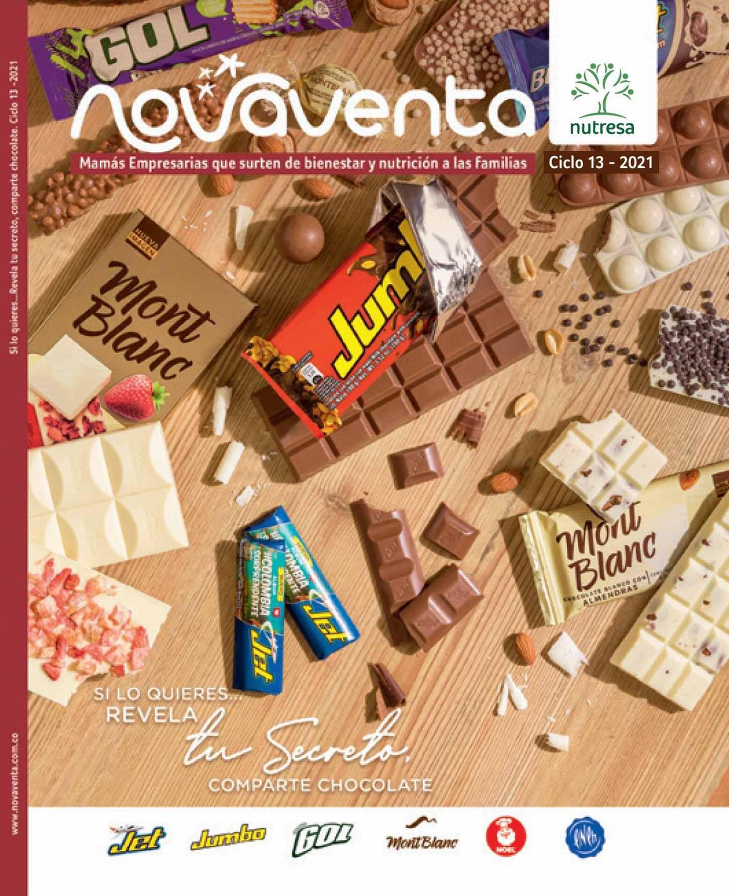 Catálogo Novaventa Campaña 13 2021 Colombia