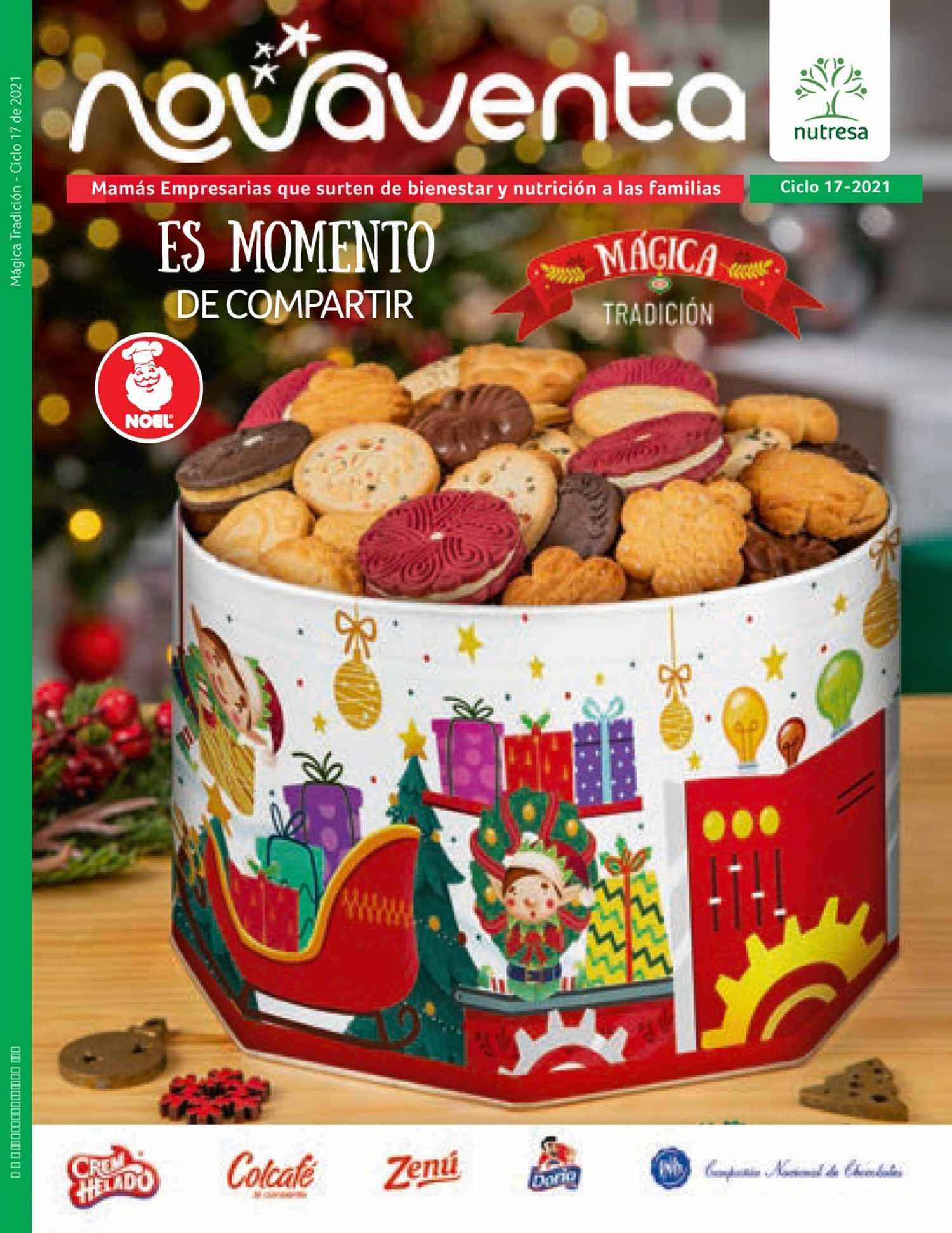 Catálogo Novaventa Ciclo 17 2021 Colombia