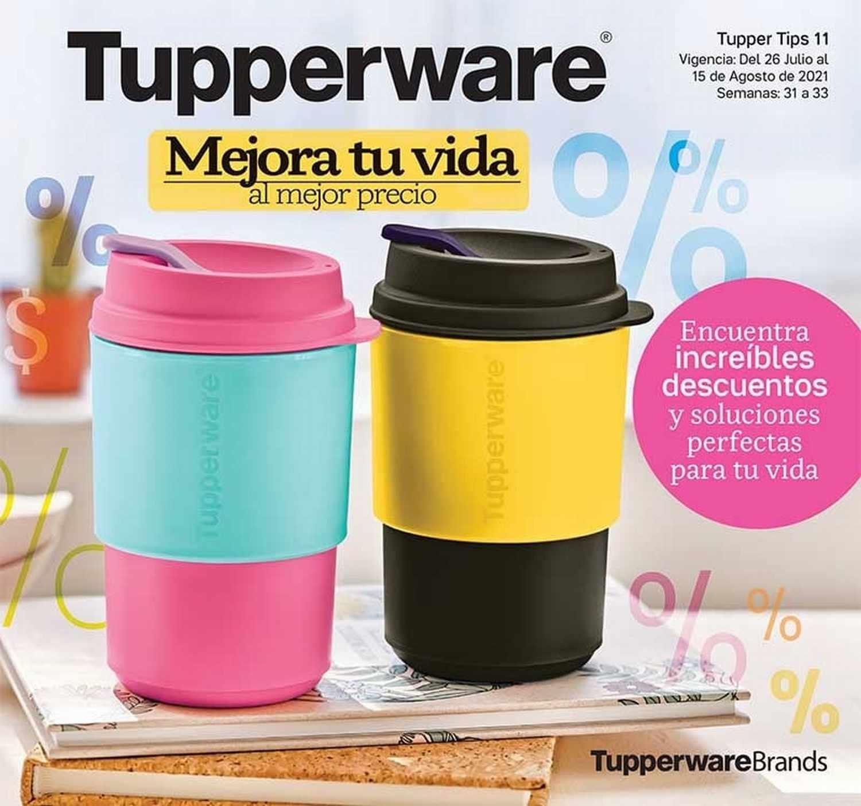 Catálogo Tupperware Tips 11 2021 México