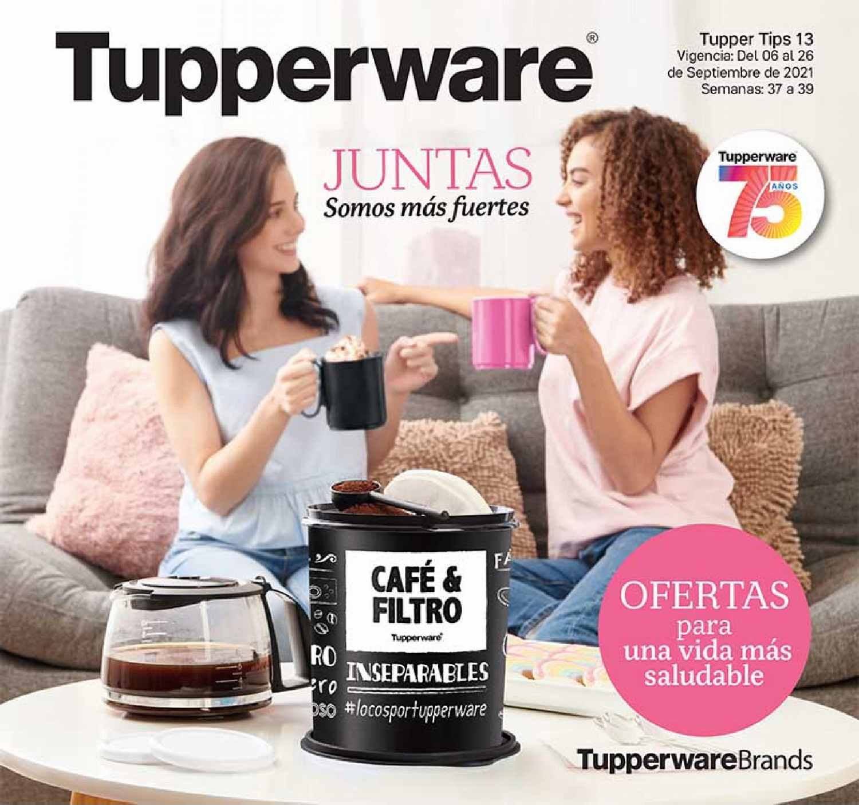 Catálogo Tupperware Tips 13 2021 México