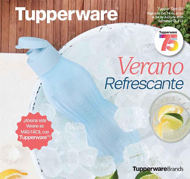 Catálogo Tupperware Tips 9 2021 México