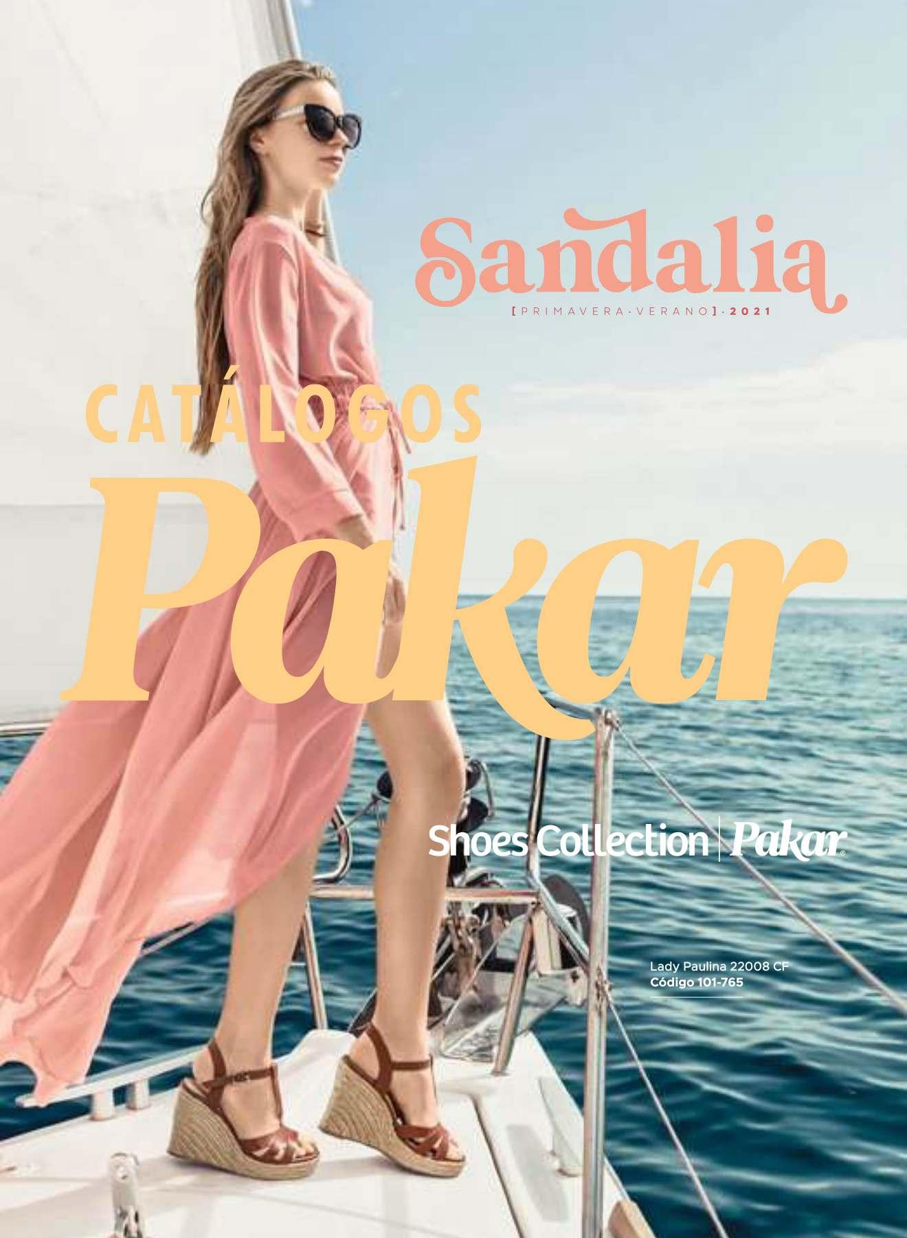 CATALOGO SANDALIAS