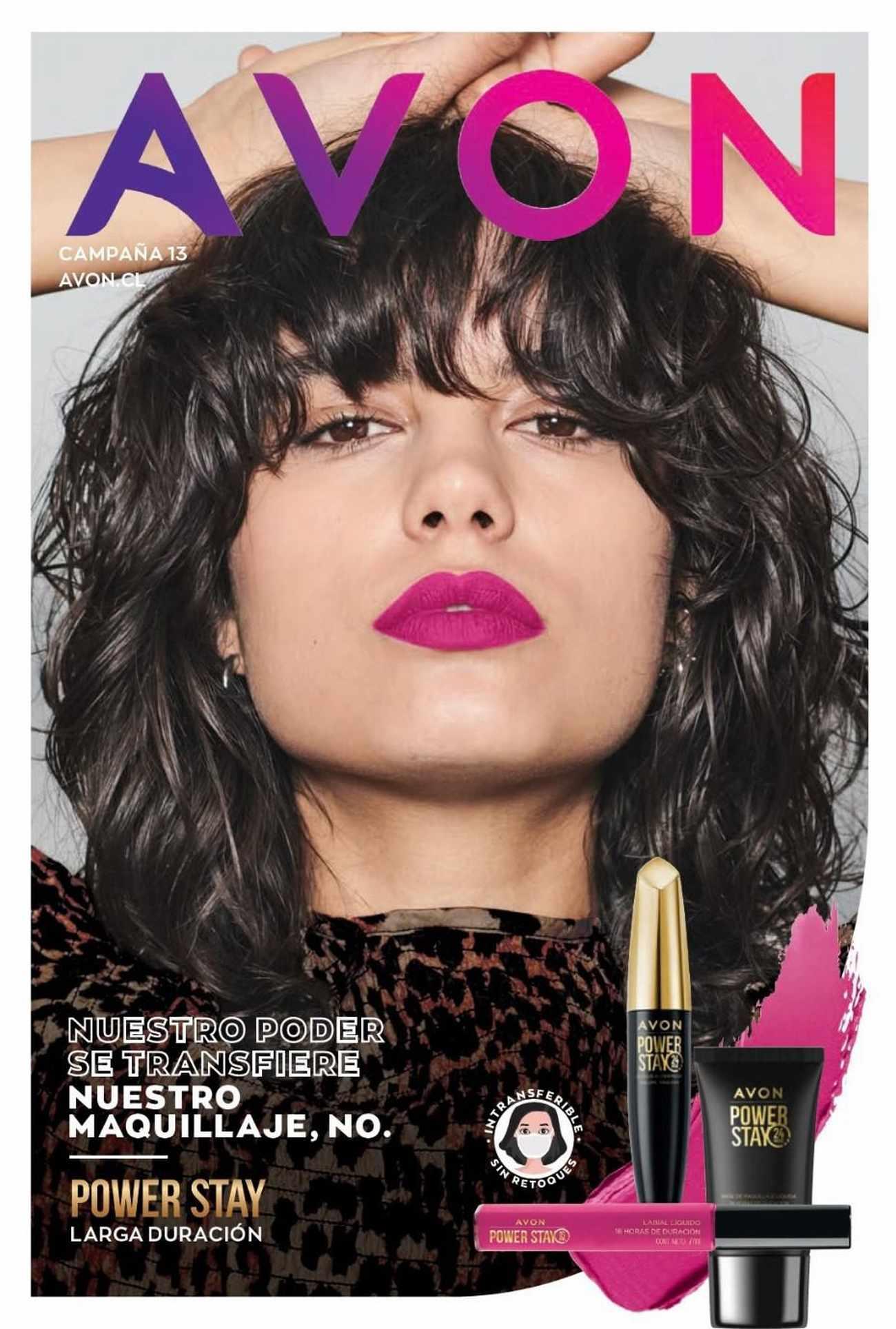 Catálogo Avon Campaña 13 2021 Chile