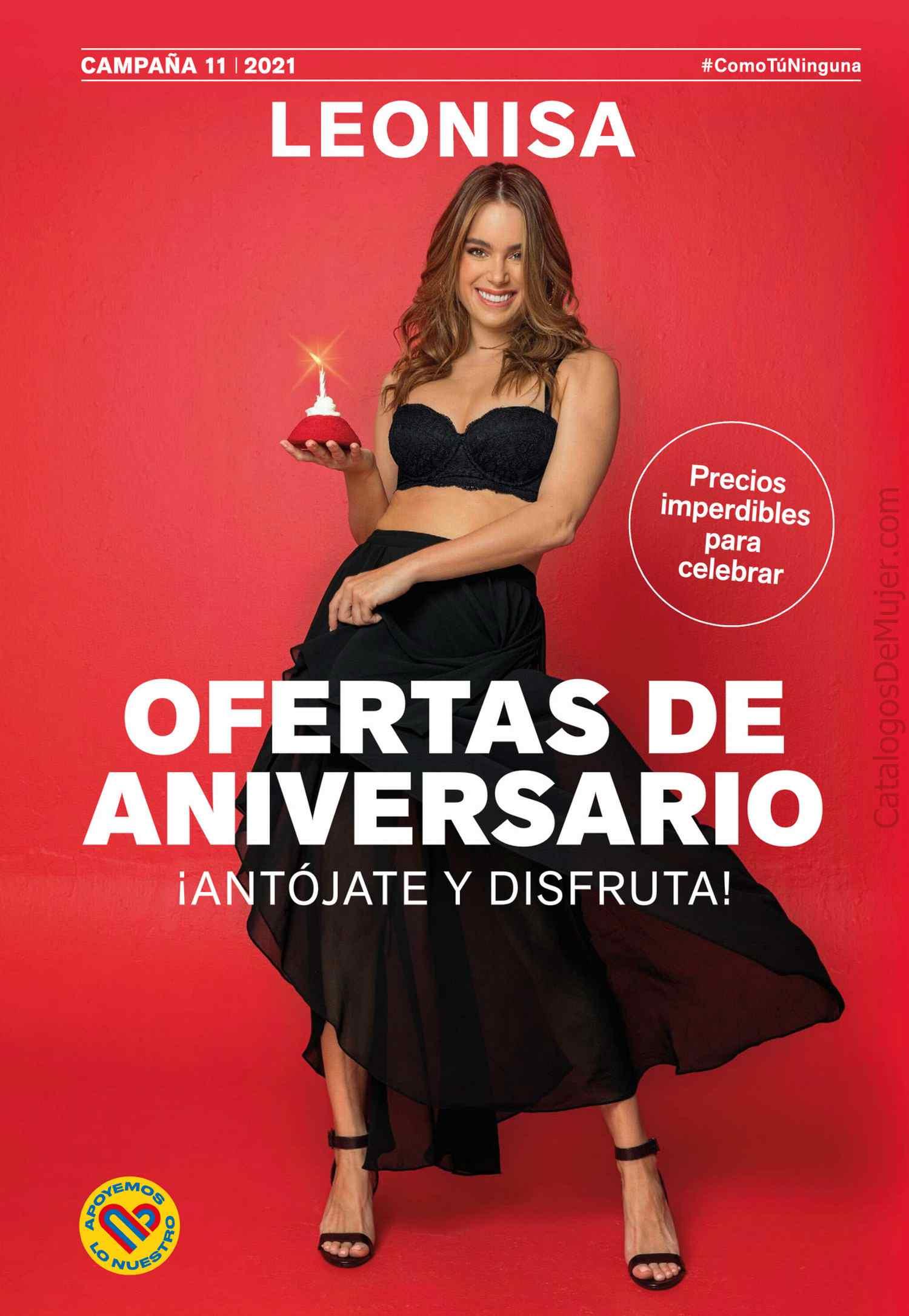Catálogo Leonisa Campaña 11 2021 Colombia