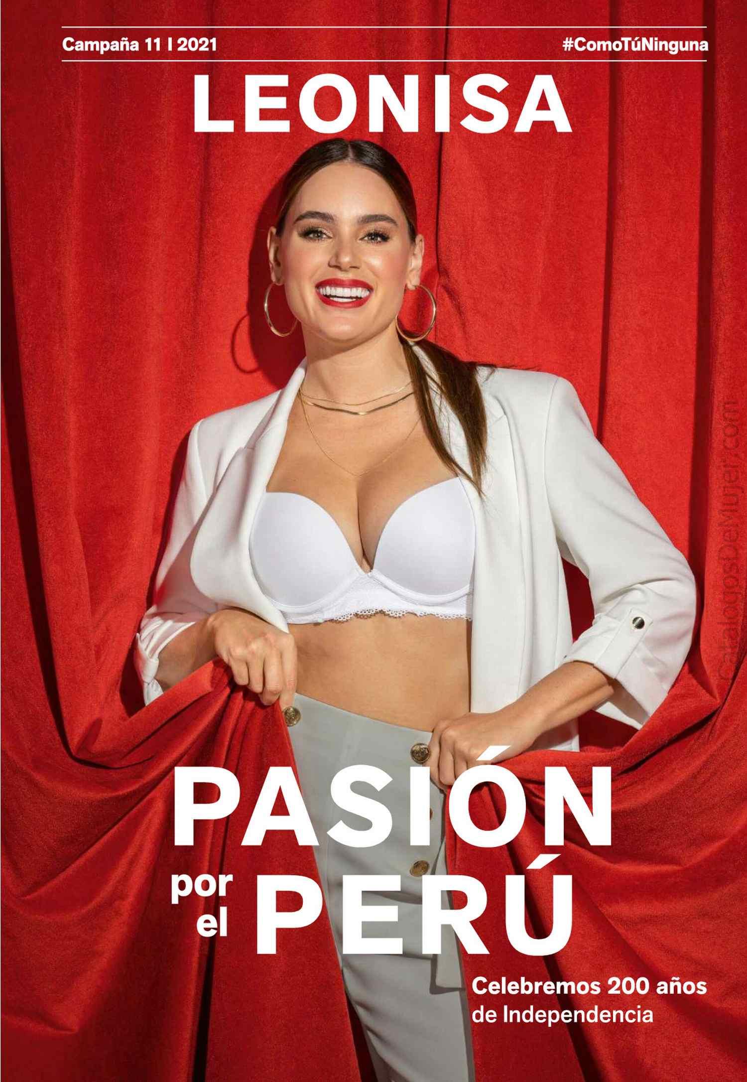 Catálogo Leonisa Campaña 11 2021 Perú