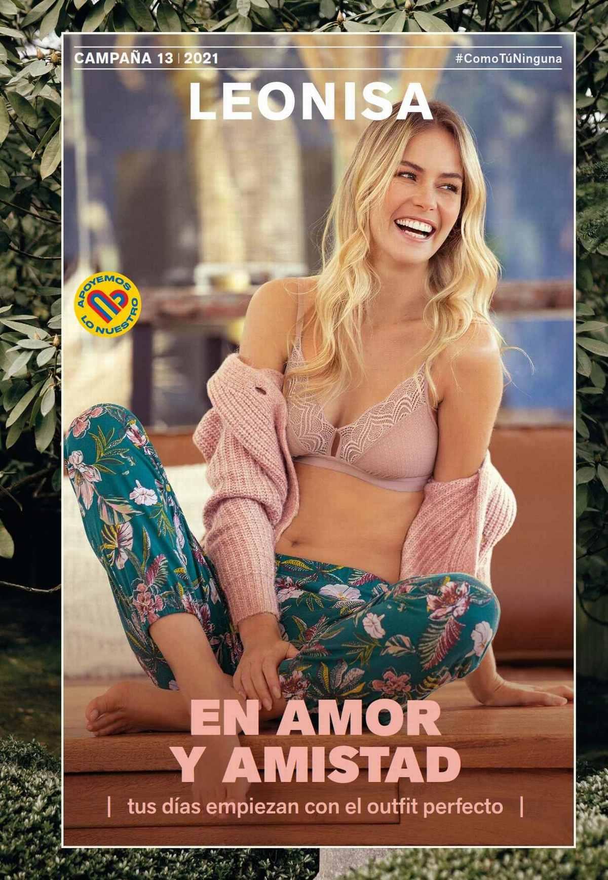 Catálogo Leonisa Campaña 13 2021 Colombia