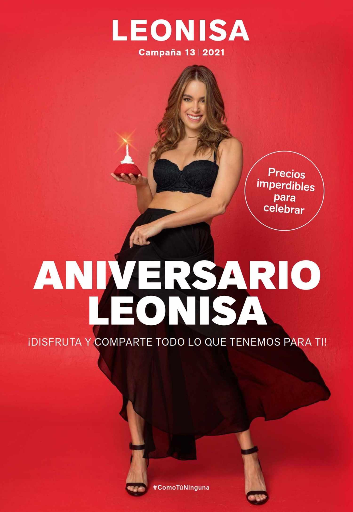 Catálogo Leonisa Campaña 13 2021 Perú