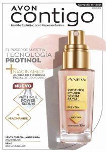 Catálogo Avon Contigo Campaña 18 2021 México