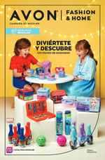 Catálogo Fashion & Home Campaña 18 2021 México