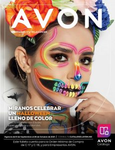 Catalogo Halloween 2021 México