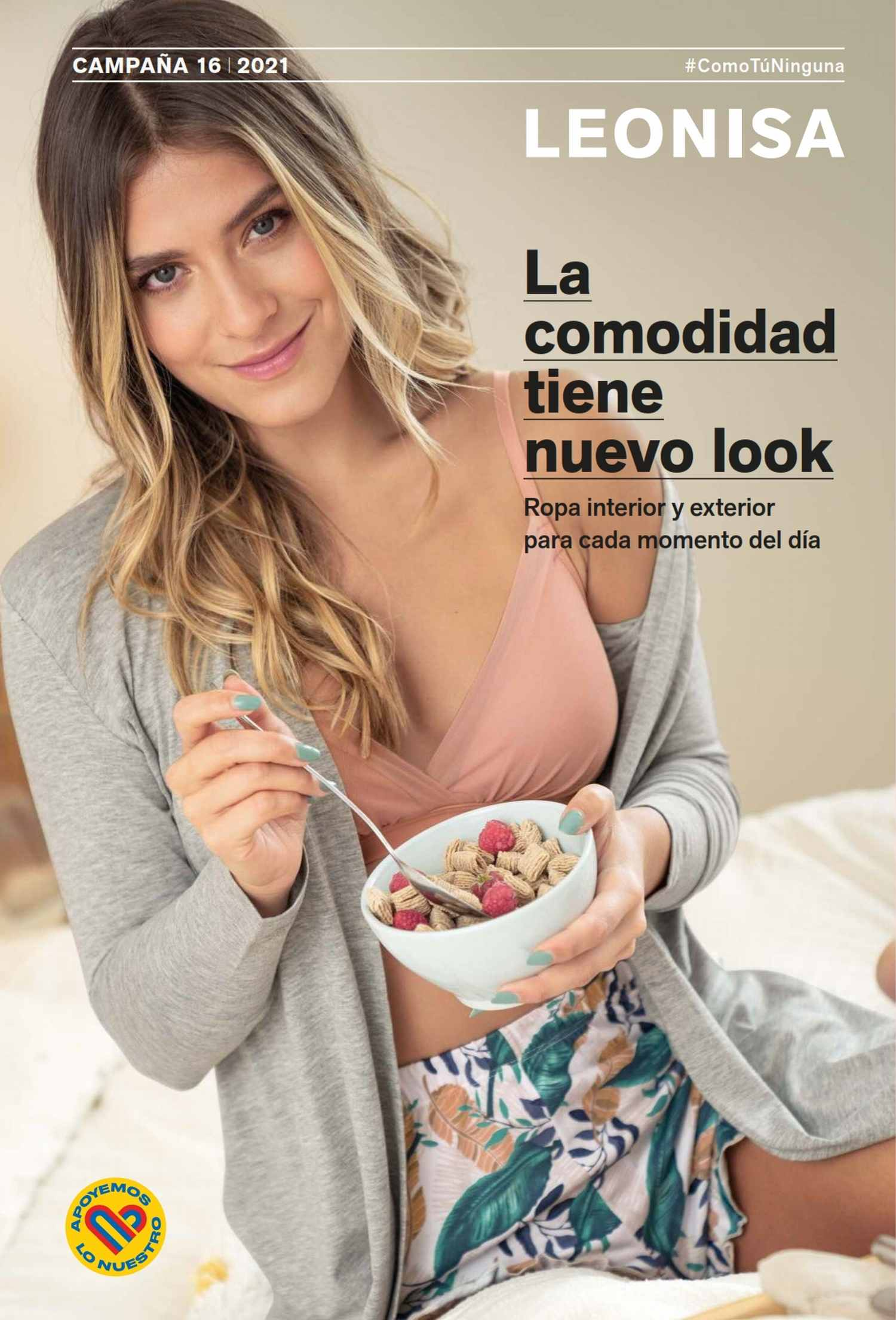 Catálogo Leonisa Campaña 16 2021 Colombia