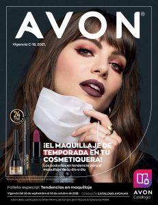 Tendencia en Maquillaje Campaña 18 2021 México