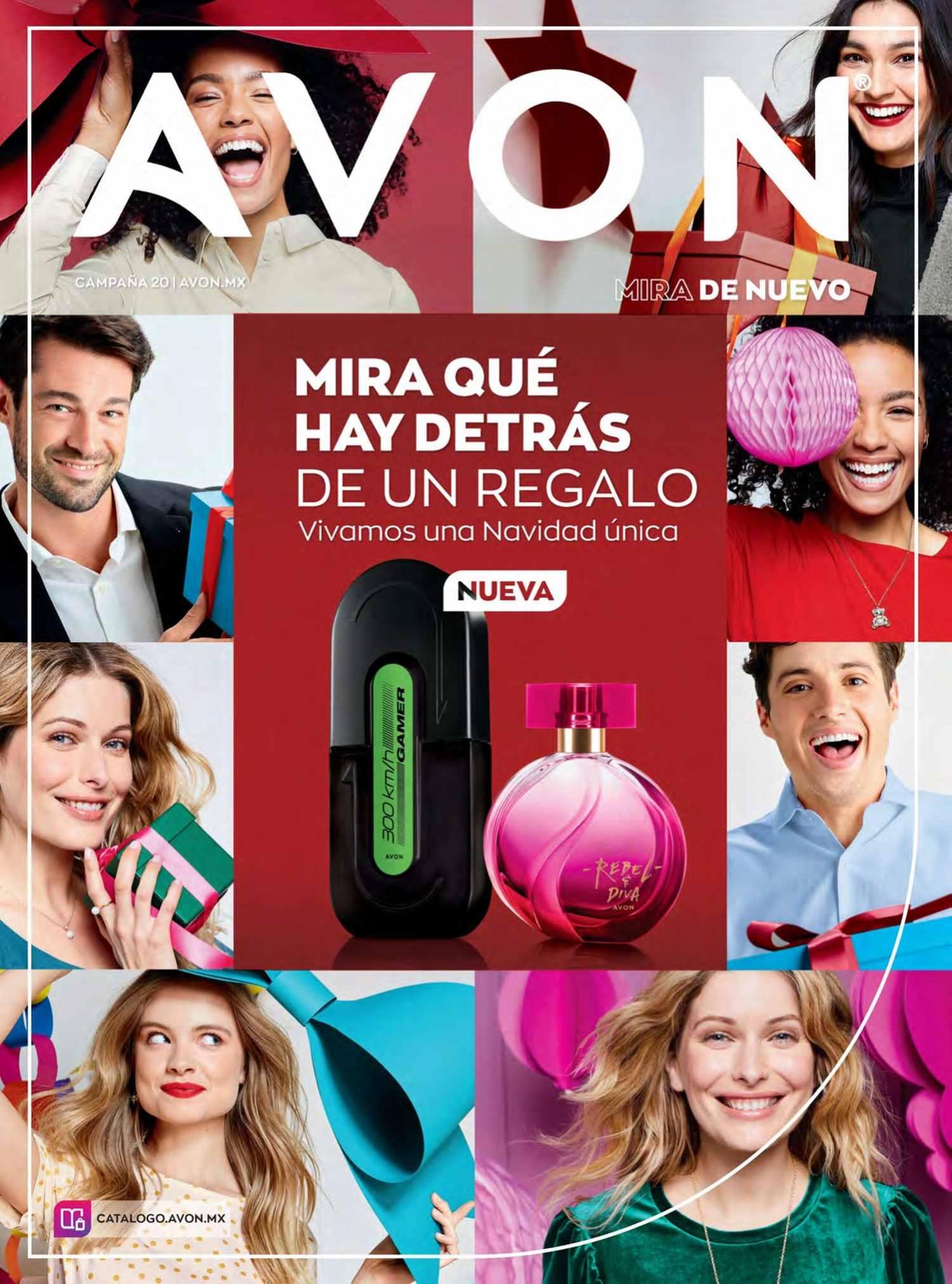 Catálogo Avon Campaña 20 2021 México